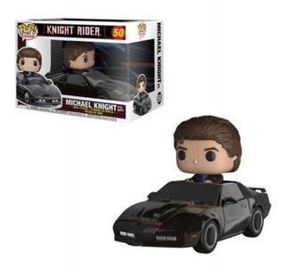 Funko Pop Rides Knight Rider Michael Knight With Kitt