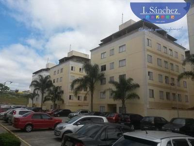 Apartamento Para Venda Em Itaquaquecetuba, Vila Virgínia, 3 Dormitórios, 2 Banheiros, 1 Vaga - 181204a