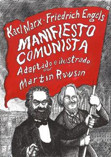 Manifiesto Comunista. Novela Gráfica