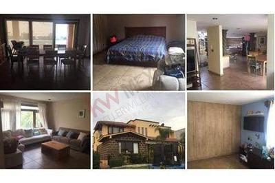 Casa Estilo Moderna Mexicana Zona Residencial