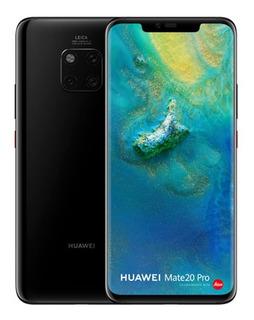 Huawei Mate 20 Pro 128gb 6gb De Ram Libre De Fabrica
