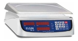 Balança Digital Elgin Dp15p 15kg Selo Inmetro C/ Bateria