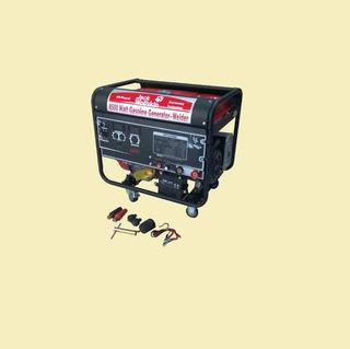 Generador A Gasolina 110-220vac 8500w Y Soldadora Arco