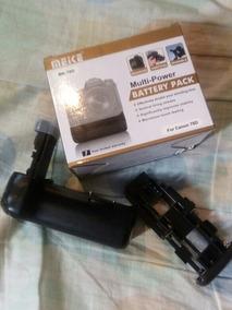 Batery Grip Meike . K70d Canon 70d 80d (bg -e14)