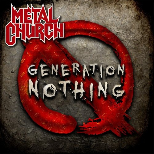 Cd : Metal Church - Generation Nothing (cd)