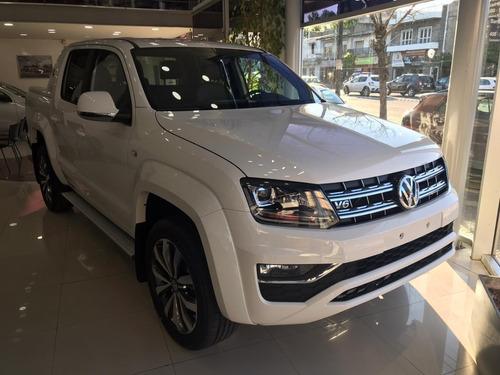 Volkswagen Amarok V6 Extreme 258cv Entrega Inmediata! Alra