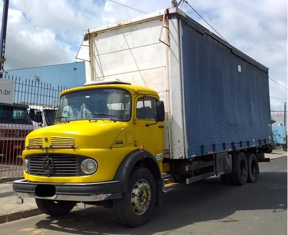 Mb 2213 (truck No Sider)