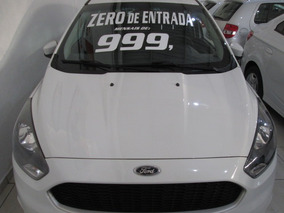 Ford Ka Se Flex Completo Trabalhe No Uber Unico Dono