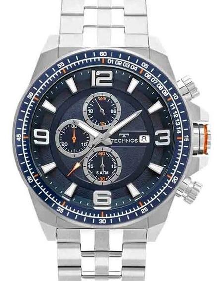 Relógio Technos Masculino Skymaster - Js15fd/1a