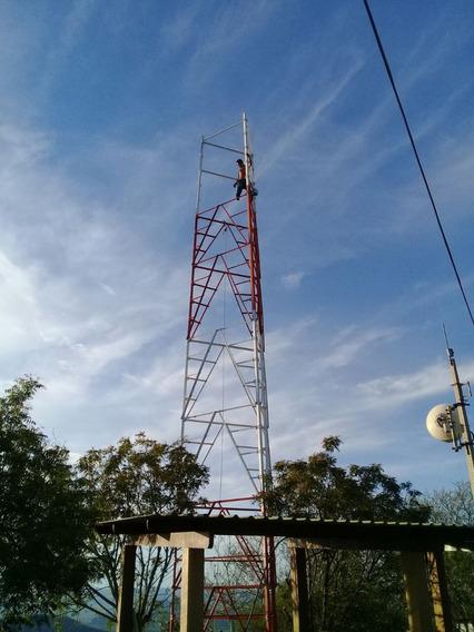 Torre Autoportante - Valor Referente Ao Metro Pronta Entrega