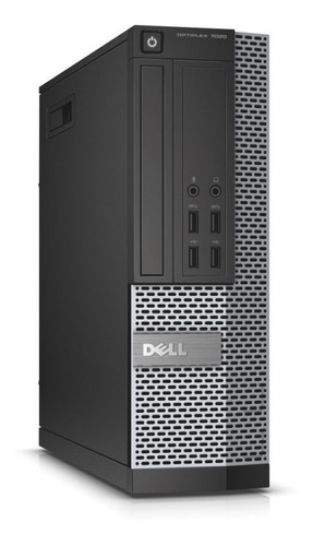 Cpu An I5 Sff (4ta Gen.) 2.5-3.4ghz/2-4gb/no Hdd/dvd Dell 30