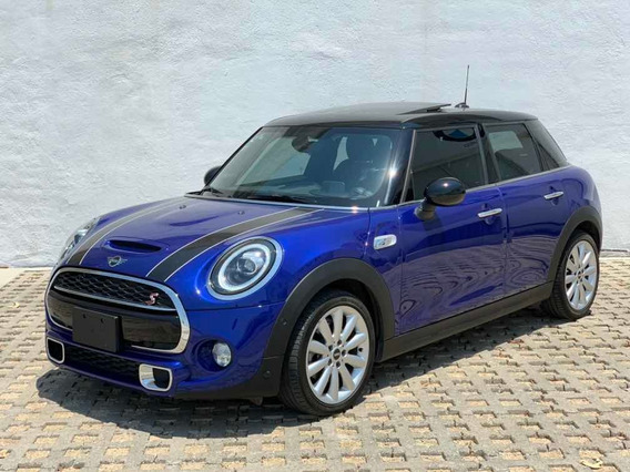 Mini Cooper S Hot Chili 5 Puertas At 2019