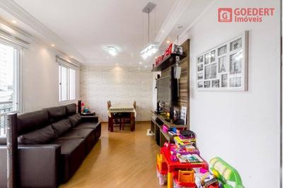 Apartamento Com 3 Dormitórios À Venda, 66 M² Por R$ 330.000 - Vila Augusta - Guarulhos/sp - Ap0921