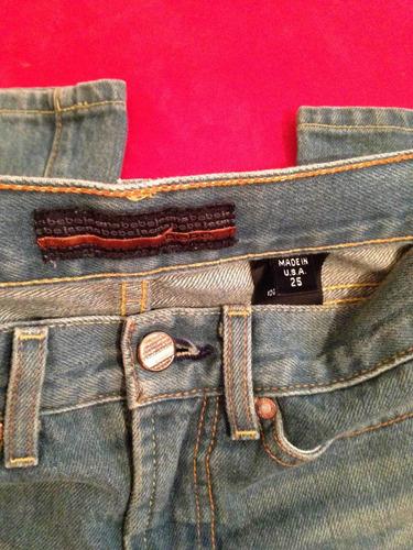 Jeans Marca Bebe Original Mercado Libre