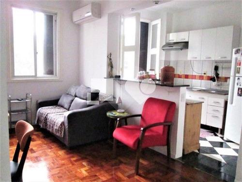 Apartamento Residencial À Venda, Centro, Porto Ale - 28-im430617