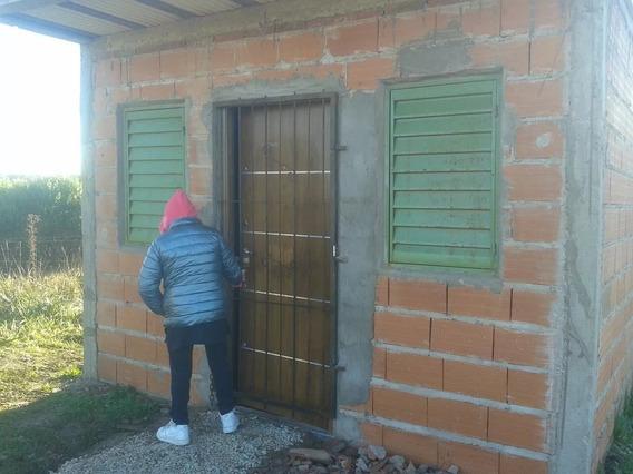 Oportunidad Casa S/ Terminar Cerca Mar Financia Antic.y Ctas