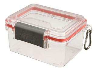 Caja Seca Contra Agua Para Resguardar Celular Camara Coleman