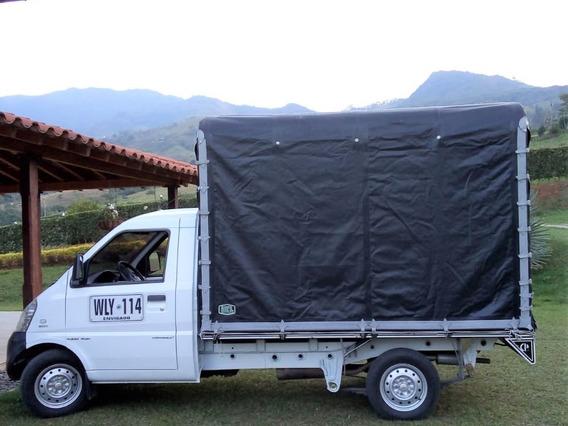 Camioneta Chevrolet N300 Con Estaca Barata Y Negociable!!