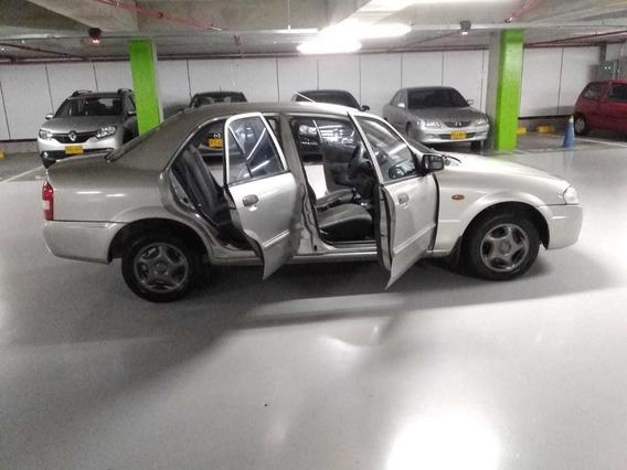 Mazda Allegro 2000 Strato Perla 4 Puertas