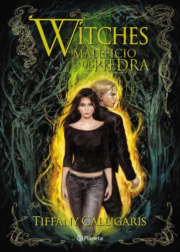 Imagen 1 de 3 de Witches 3. Maleficio De Piedra De Tiffany Calligaris