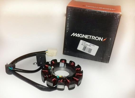 Estator Fan 09 Magnetron