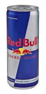 Red Bull - Bebida Energético - Regular Lata 250 Ml