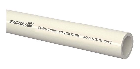 Tubo Aquatherm 1/2 Cpvc Tigre Tigre