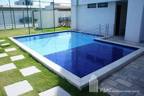 Apartamento Padrão Com 3 Quartos No Edf. Rosa Dos Ventos - Vd1095-v