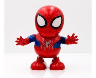 Spiderman Dance Hero Baile Robot Juguete Marvel Avengers