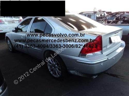 Volvo S60 2.5t Sucata Peças Motor / Caixa De Câmbio / Farol