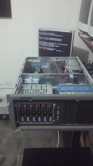 Hp Proliant Ml 350 G3 - 2 Procs 3.06ghz Xeon + 2gb + 2 X 72g
