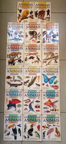 Guia Ilustrado O Mundo Dos Animais Nova Cultural Completo
