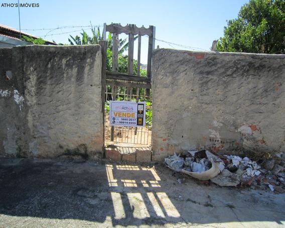 Vila Rubens - Terreno Residencial - Tr01287 - At. 250m². - Documentação Ok - Contato (19)3115-3232 - (19)3885-2617 - (19)98230-5050 Ou (19)99305-0000 - Tr01287 - 1849662