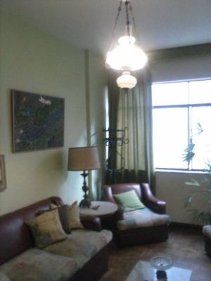 Apartamento À Venda 3 Quartos Funcionários. - Ap0828