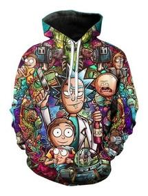 Sudadera / Hoodie Rick Y Morty