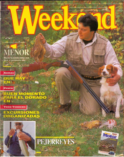 Revista Weekend Año 23 | N°272 | 05/1995