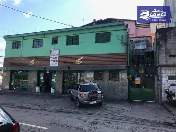 Excelente Localização!!!casa Para Alugar, 40 M² Por R$ 750/mês - Parque Continental Ii - Guarulhos/sp - Ca0977