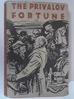 B/ The Privalov Fortune. D. Mamin-sibiryak