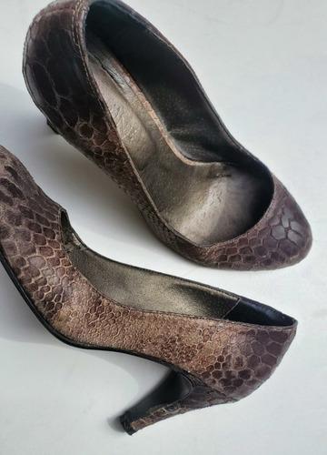 Lote De 4 Zapatos Talle 36 (diferente Marcas) $2800