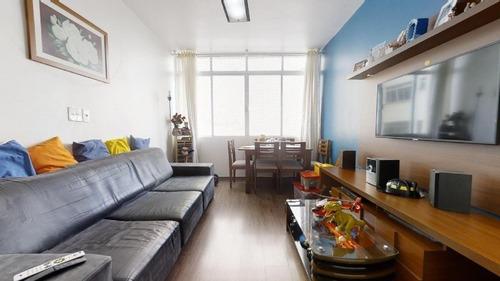 Imagem 1 de 10 de Apartamento À Venda No Bairro Bom Retiro - São Paulo/sp - O-17233-28338