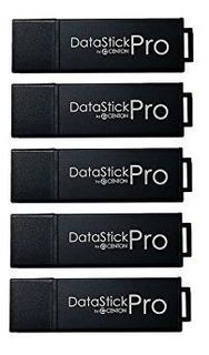 Centon Mp Valuepack Usb 30 Datastick Pro Negro 64 Gb 5 Unida