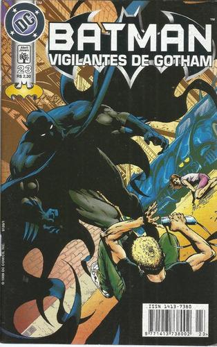Imagem 1 de 1 de Batman Vigilantes De Gotham 23