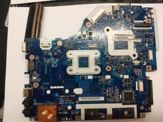 Placa Mae Notebook Acer Aspire 5250-bz480 P5we6 La-7092p