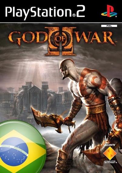 God Of War Para Ps2 Br