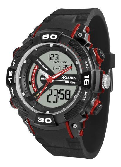 Relógio X-games Masculino Xmppa276 Bxpx C/ Garantia E Nf