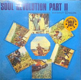 Lp Bob Marley & The Wailers - Soul Revolution Part Ii Vinyl