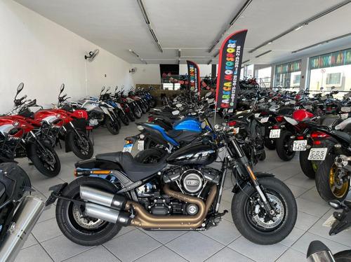 Harley Harley Fat Bob 107