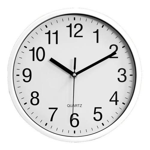 Imagen 1 de 3 de Reloj De Pared Moderno Minimalista Grande Clásico Cuotas