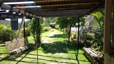 Chácara Rural À Venda, Tapanhão, Jambeiro. - Ch0061