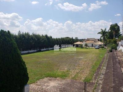 Terreno À Venda No Condomínio Fazenda Vila Real Em Itu - Te3383
